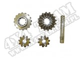 Spider Gear Kit; 90-06 Wrangler/Cherokee/Grand Cherokee, for Dana 30