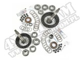 Ring and Pinion Kit, 4.88 Ratio; 07-18 Jeep Wrangler, for Dana 30/44