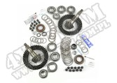 Ring and Pinion Kit, 4.10 Ratio; 07-18 Jeep Wrangler, for Dana 44/44