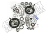 Ring and Pinion Kit, 4.88 Ratio; 07-18 Jeep Wrangler, for Dana 44/44