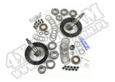 Ring and Pinion Kit, 5.13 Ratio; 07-18 Jeep Wrangler, for Dana 44/44