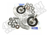 Ring and Pinion Kit, 4.56 Ratio; 07-18 Jeep Wrangler, for Dana 44/44
