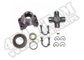 Differential Yoke Conversion Kit; 72-86 Jeep CJ5/CJ7/CJ8, AMC 20