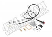 Differential Cable Lock Kit; 94-04 Dodge 1500/2500/60, for Dana 44
