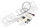 Differential Cable Lock Kit, 6 Lug Axles; 88-98 GM Pickup/SUV