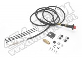 Differential Cable Lock Kit; 97-03 Ford F-150