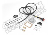 Differential Cable Lock Kit; 84-95 Jeep Wrangler/Cherokee, for Dana 30