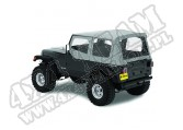 Plandeka Replace-A-Top Charcoal 88-95 Jeep YJ Wrangler