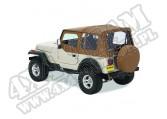 Plandeka Replace-A-Top z poszyciem drzwi Spice 97-02 Jeep TJ Wrangler