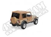 Plandeka Replace-A-Top z przyciemnianymi oknami/poszyciem drzwi Spice 88-95 Jeep Wrangler