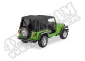 Plandeka Replace-A-Top Czarny Diamond 03-06 Jeep TJ Wrangler