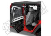 Element Nadstawki kowbojek Rear 07-12 Jeep 4 drzwiowy Wrangler