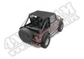 Daszek Bikini Top Czarny 76-83 Jeep CJ5
