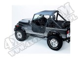 Daszek Bikini Top Charcoal 76-91 Jeep CJ7 CJ8 i YJ Wrangler