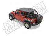 Daszek Safari Header Bikini Khaki Diamond 07-09 Jeep Wrangler Unlimited
