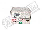 "Dystanse AVM 5x108 na 5x108 grubość 1.25"" (31,75mm)"