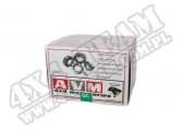 "Dystanse AVM 5x114,3 na 5x127 grubość 1.25"" (31,75mm)"