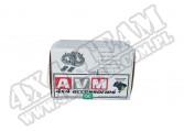 "Dystanse AVM 5x139,7 na 5x139,7 grubość 1.5"" (38,1mm)"