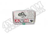 Dystanse AVM 5x139,7 na 5x139,7 grubość 1.5'' (38,1mm)