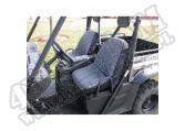 Neoprene Seat Cover; Yamaha Rhino UTV
