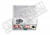 "Dystanse AVM 6x139,7 na 6x139,7 grubość 1.5"" (38,1mm)"