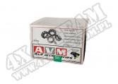 "Dystanse AVM 6x139,7 na 6x139,7 grubość 1.25"" (31,75mm)"