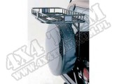 Load Easy Trail Rack; 87-02 Jeep Wrangler YJ/TJ