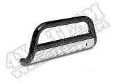 3-Inch Black Bull Bar, 04-11 Nissan Titan Pickup, Armadas