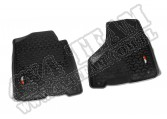 Dywaniki, przód, czarne, 12-14 Dodge Ram 1500-3500