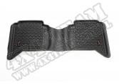 Dywaniki, tył, czarne, 10-12 Toyota Hilux Pickup