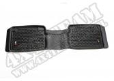 Dywaniki, tył, czarne, 2012 Nissan Titan Pickup