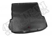 Dywanik bagażnika, czarny, 11-14 Ford Explorer