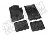 Zestaw dywaników czarny, 05-13 Nissan Pathfinder/Xterra