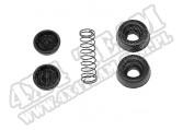 Drum Brake Wheel Cylinder Repair Kit; 87-89 Jeep Wrangler YJ