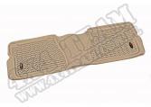 Dywanik, tył, jasny brąz, 07-14 Toyota Tundra