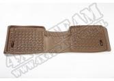 Dywanik, tył, jasny brąz, 2012 Nissan Titan