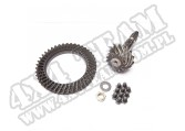 Ring and Pinion, 3.07 Ratio, for Dana 44; 2003 Jeep Wrangler TJ