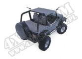 Wyciszenie szary Denim 76-86 Jeep CJ i 87-91 YJ Wrangler
