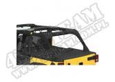 Tylna osłona przestrzeni ładunkowej Duster Czarny Diamond 07-12 Jeep JK Wrangler Unlimited