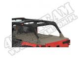 Tylne przedłużenie osłony przestrzeni ładunkowej Duster Khaki Diamond 07-12 Jeep 4 drzwiowy Wrangler