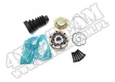 CV Joint Kit, Rear, Driveshaft, Quadra Trac; 93-98 Grand Cherokee ZJ