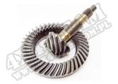 Ring and Pinion, 4.10 Ratio; 72-86 Jeep CJ5/CJ7/CJ8 Scrambler, AMC 20