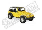 Zestaw nakładek błotników Euro-Rubicon 97-06 Jeep Wrangler