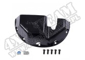 Skid Plate, Differential, Jeep logo, for Dana 35