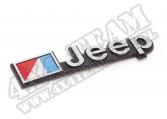 Emblem, AMC Jeep; 76-86 Jeep CJ5/CJ7/CJ8