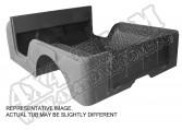 Body Tub, Reproduction, Steel, Jeep Script; 76-83 Jeep CJ5