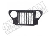 Grille; 49-53 Willys CJ3A