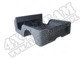 Body Tub, Reproduction, Steel, Jeep Script; 72-75 Jeep CJ5