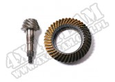 Ring and Pinion, 3.55 Ratio; 82-11 Ford Mustang/Truck/SUV, 8.8 Inch