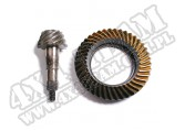 Ring and Pinion, 4.56 Ratio, Reverse; 82-11 Mustang/Truck/SUV, 8.8 In